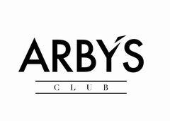 ARBY'SCLUB (�A�[�r�[�Y�N���u)