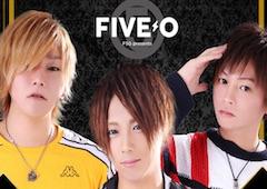 FIVE-O クラブ ファイブオーのホスト求人